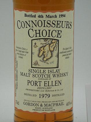 Port Ellen 1979/1994, 40 % Vol., 70 cl. Connoisseurs Choice
