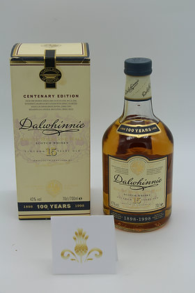 Dalwhinnie, 15 Jahre, Centenary Edition