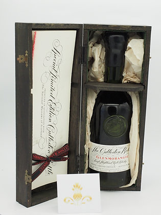 Glenmorangie 1971, Culloden Bottle, 43 % Vol., 70 cl.
