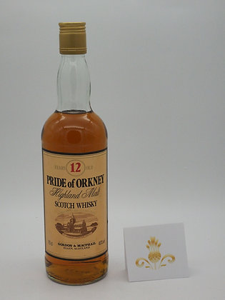 Pride of Orkney, 12 Jahre, 40 % Vol., 70 cl. Gordon & Macphail