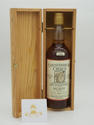 Millburn 1971/1994, 40 % Vol., 70 cl. Connoisseurs Choice