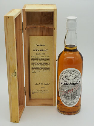 Glen Grant 1968/1991, 40 % Vol. 70 cl.