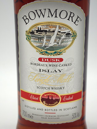 Bowmore DUSK Bordeaux Wine Casked, 70 cl., 50 % Vol.