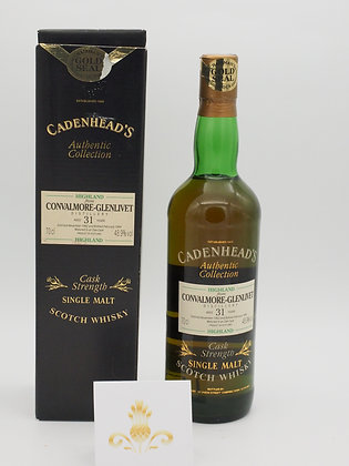 Convalmore-Glenlivet 1962/1994, 31 Jahre, 48.9 % Vol., 70 cl