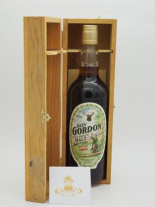 Glen Gordon 1962/1993, 40 % Vol., 70 cl.