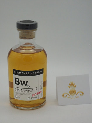 Bowmore,  Elements of Islay BW5, 50.2 % Vol., 50 cl