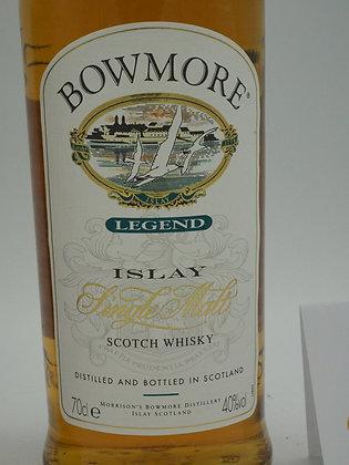 Bowmore Legend, 40 % Vol., 70 cl. ältere Abfüllung