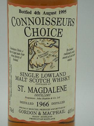 St. Magdalene 1966/1995 CC, 40 % Vol., 70 cl. Lost Distillery
