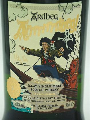 Ardbeg Arrrrrrrdbeg! Limited Edition, 51.8 % Vol./Alk., 700 ml