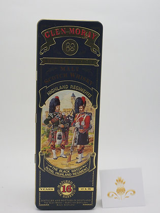 Glen Moray 16 Jahre, 43 % Vol., 70 cl. Highland Regiments