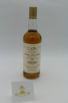 Highland Park, 1982, 54.5 % Vol, 70 cl.