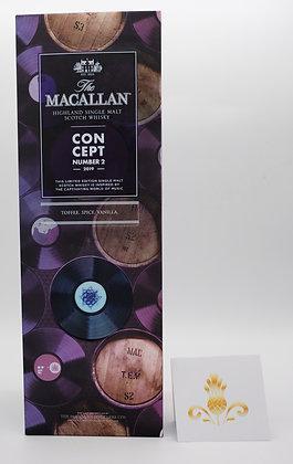 Macallan Concept No. 2,  0,7 Liter 40 % Vol.