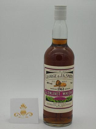 Glenlivet 1961/1991, 40 % Vol., 70 cl.