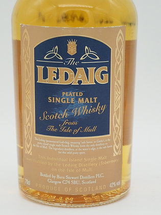 Ledaig  Peated, 42 % Vol., 70 cl