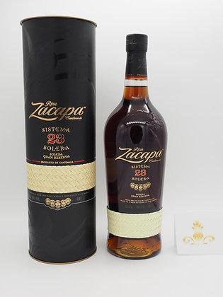 Ron Zacapa 23 Gran Reserva, 100 cl., 40 % Vol. Alc.