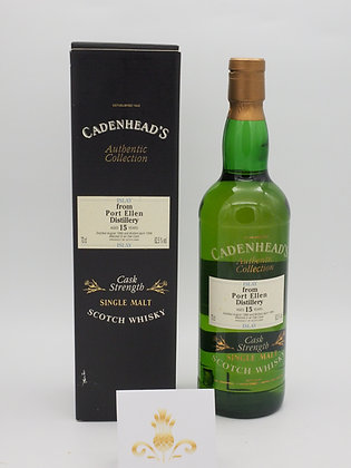 Port Ellen 1980/1996, 15 Jahre, 62.5 % Vol., 70 cl.  Authentic Collection