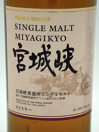 Nikka Single Malt Miyagikyo, 70 cl, 45 % Vol.