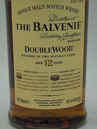 Balvenie 12 Jahre, Doublewood, 40 % Vol., 70 cl