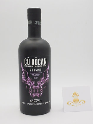 Tomatin Cù Bòcan 2005, 50 % Vol., 70 cl. Limited Edition
