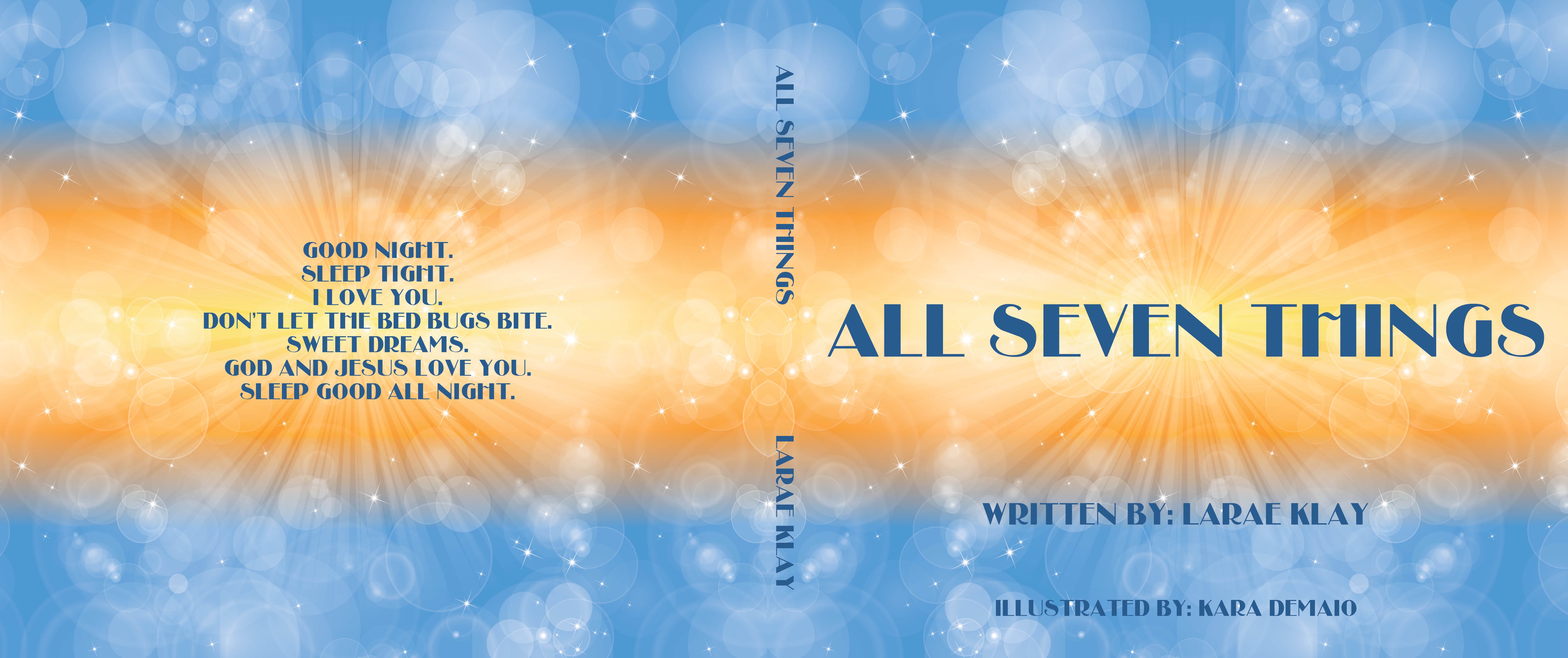 All Seven Things Cover