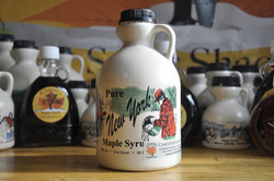 Maple Syrup Plastic - Quart