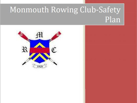 Safety Plan - March 2020