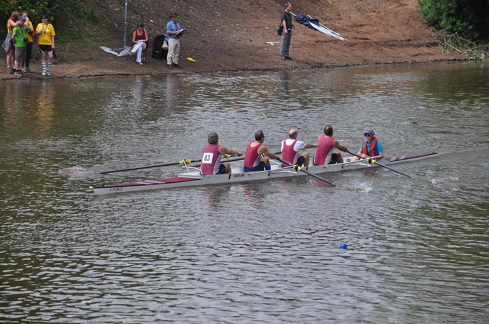 Winning at Bewdley 2013