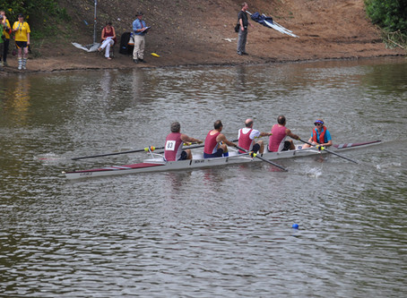 20 Sep Update - Return to Rowing Plan