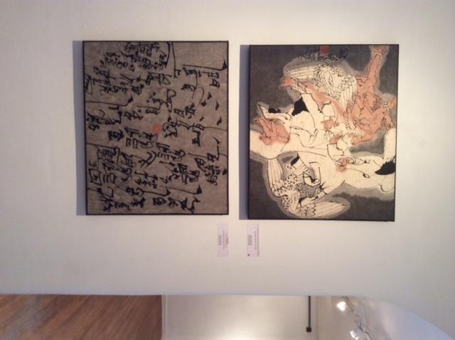 Galerie Teresa, Mexico 2014