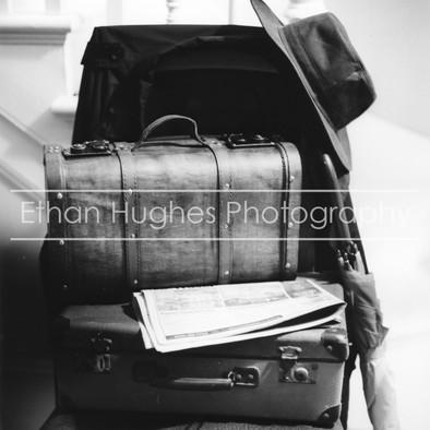 Still Life B&W 3 E.H. Photography