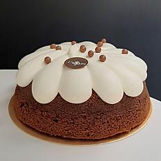 巧克力焦糖鮮奶油蛋糕 Chocolate Caramel Fresh Cream