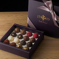 松露巧克力禮盒-16入 Truffle Gift Box (16)