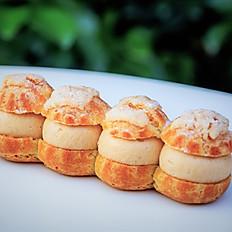榛果奶油 Paris Brest Hazelnut