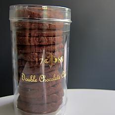 法式巧克力酥餅 Dark Chocolate Sablé