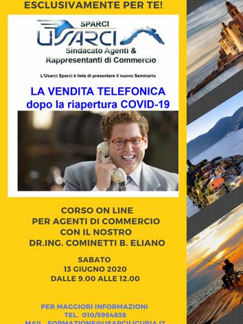 La vendita telefonica