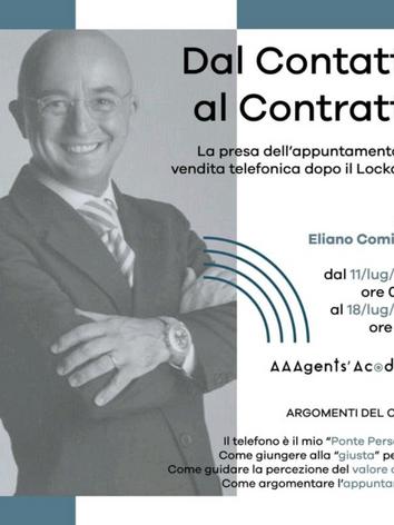 Dal contatto al contratto