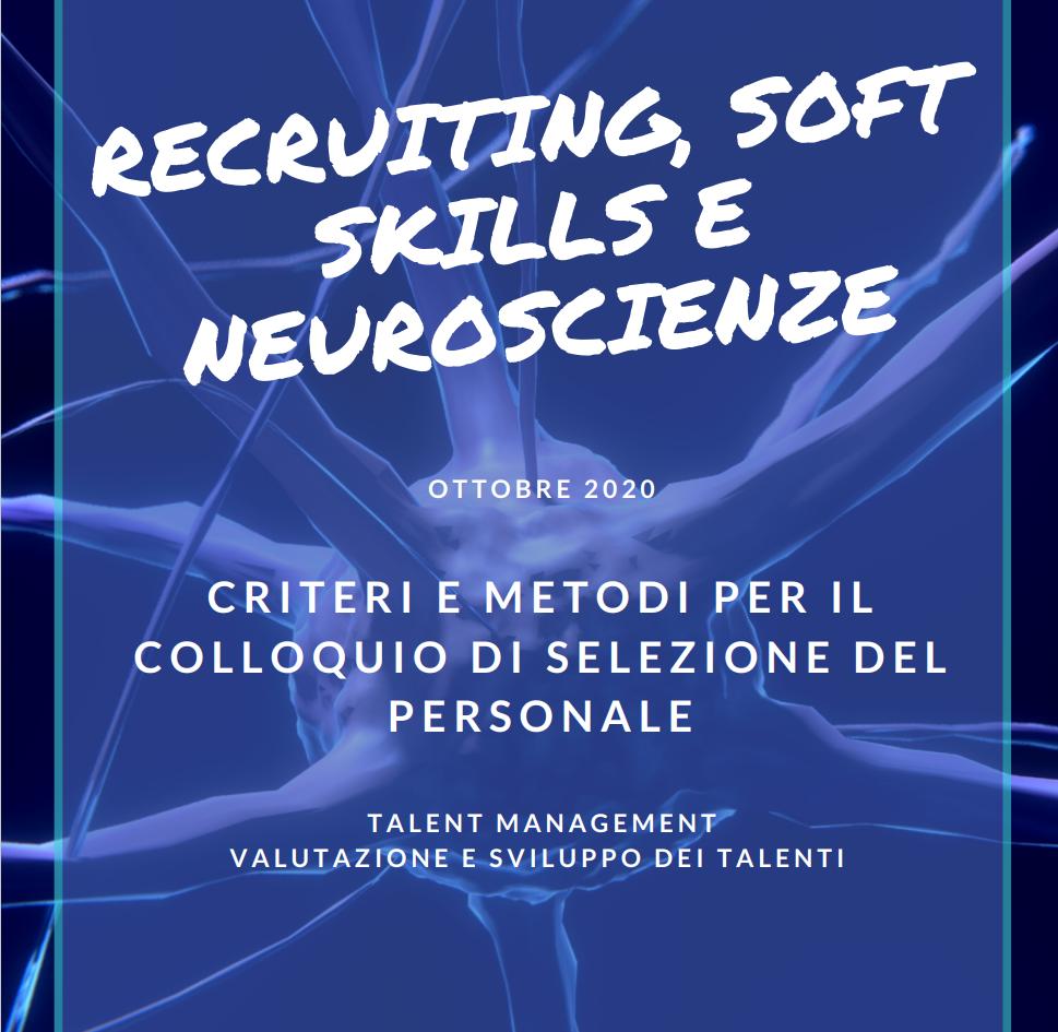 Recruiting Soft Skills e Neuroscienze