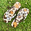 Thumbnail: SANDALIA CHEETAH WHITE JEWELS