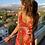 Thumbnail: RED MACAW WRAP DRESS