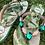 Thumbnail: SANDALIA GREEN PALM JEWELS