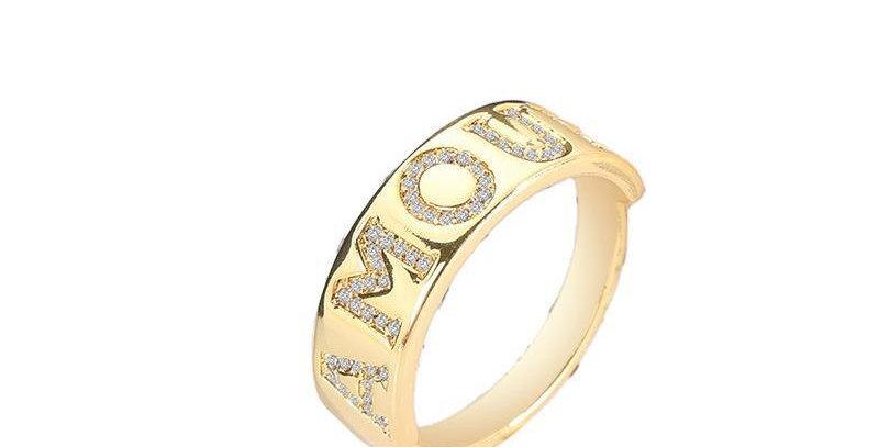 ANILLO GOLD LOVE