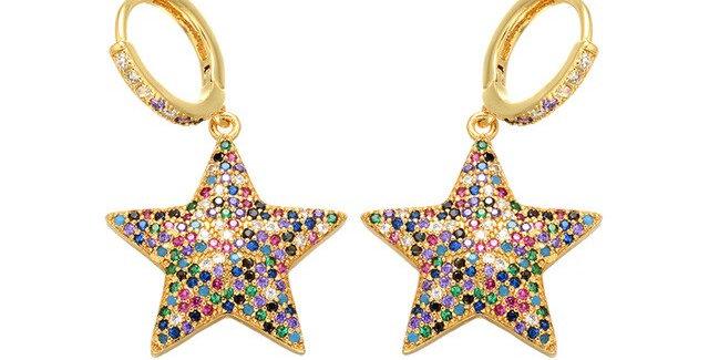 AROS RAINBOW STAR