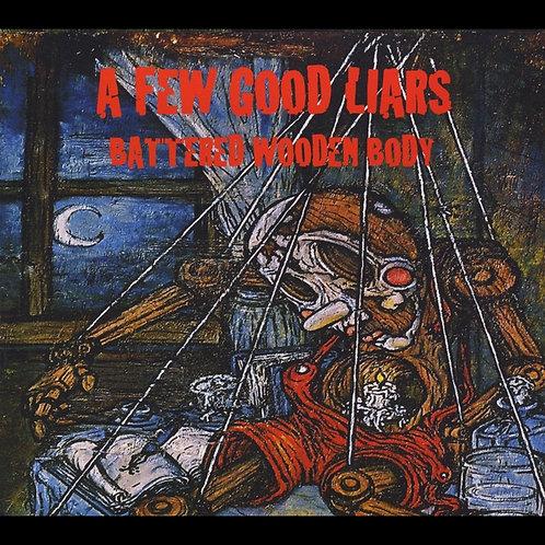 Travis Shallow A Few Good Liars CD