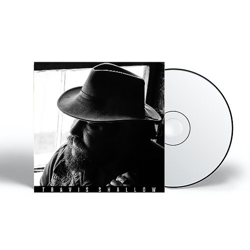 TRAVIS SHALLOW (solo album) - CD
