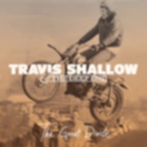 Travis Shallow Pre-Order The Great Divide