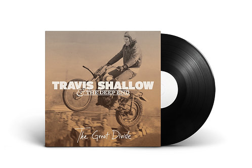 Travis Shallow Vinyl Record The Great Divide
