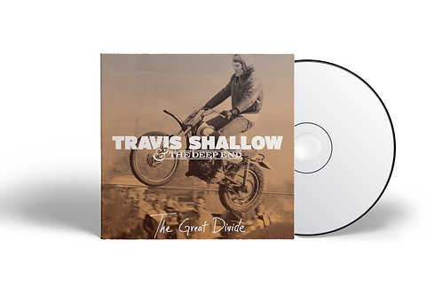 Travis Shallow CD The Great Divide