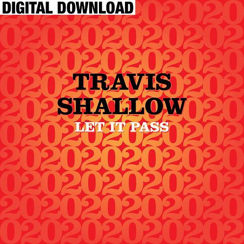 DIGITAL DOWNLOAD - Let It Pass (single)
