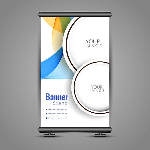 Wide Roller Banner