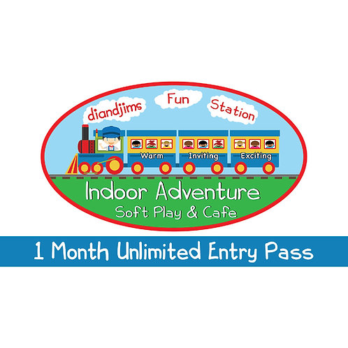 1 Months Unlimited Entry (1 Child)